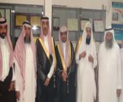 زيارة صاحب الفضيلة الشيخ صالح المغامسي